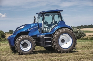 New Holland zasilany metanem z nagrodą Good Design Award 2018